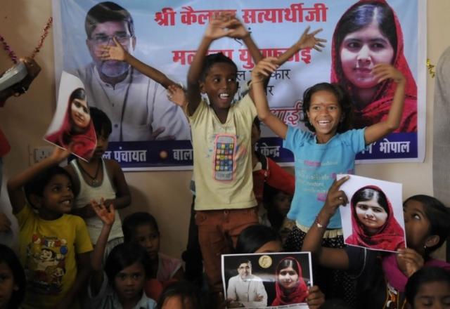 Nobel Prize winner Kailash Satyarthi talks to CCTV America