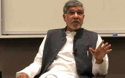 Q&A: 2014 Nobel Peace Prize recipient Kailash Satyarthi talks international children's rights