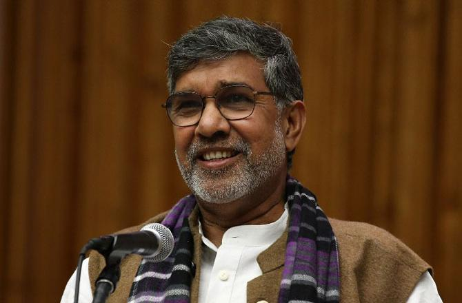 Kailash Satyarthi: New Bill Will End India As Transit Point For Trafficking Of Girls