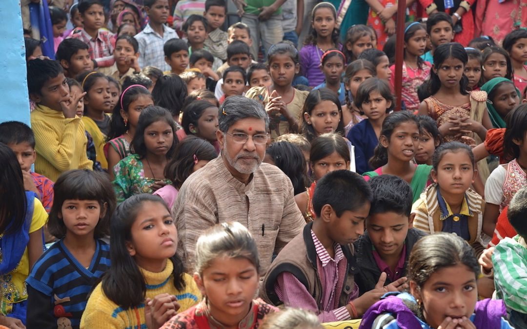 The Price of FreeTells the Story of Human Rights Activist Kailash Satyarthi, Whose Efforts Have Rescued 80,000 Child Factory Workers in India
