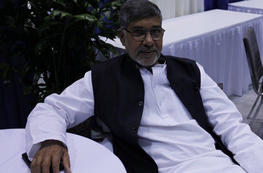 Time to give back to India, Nobel Laureate Kailash Satyarthi tells Bay Area Indian community