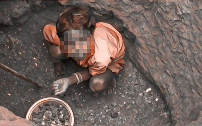 Exploitative Child Labour In India's Illegal Mica Mines Is Behind The Shimmer In Your Makeup