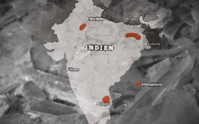 The Mica Children: Fighting for Survival in India's Deadly Mines