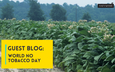 World No Tobacco Day 2020 – Guest Post