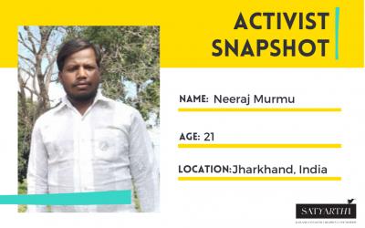 ACTIVIST SNAPSHOT: Neeraj Murmu