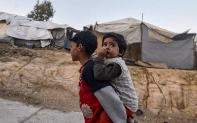 Project Syndicate: Protecting Refugee Children During the Pandemic