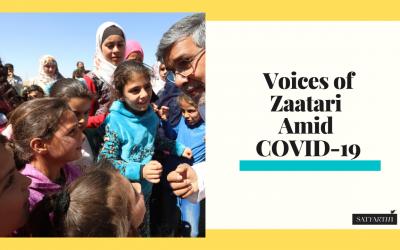 Voices of Zaatari Amid COVID-19