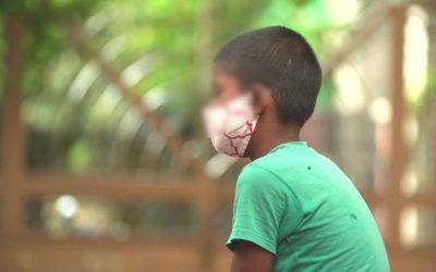 The pandemic has created a second crisis in India — the rise of child trafficking