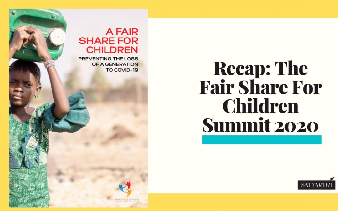 Recap: The Fair Share For Children Summit 2020